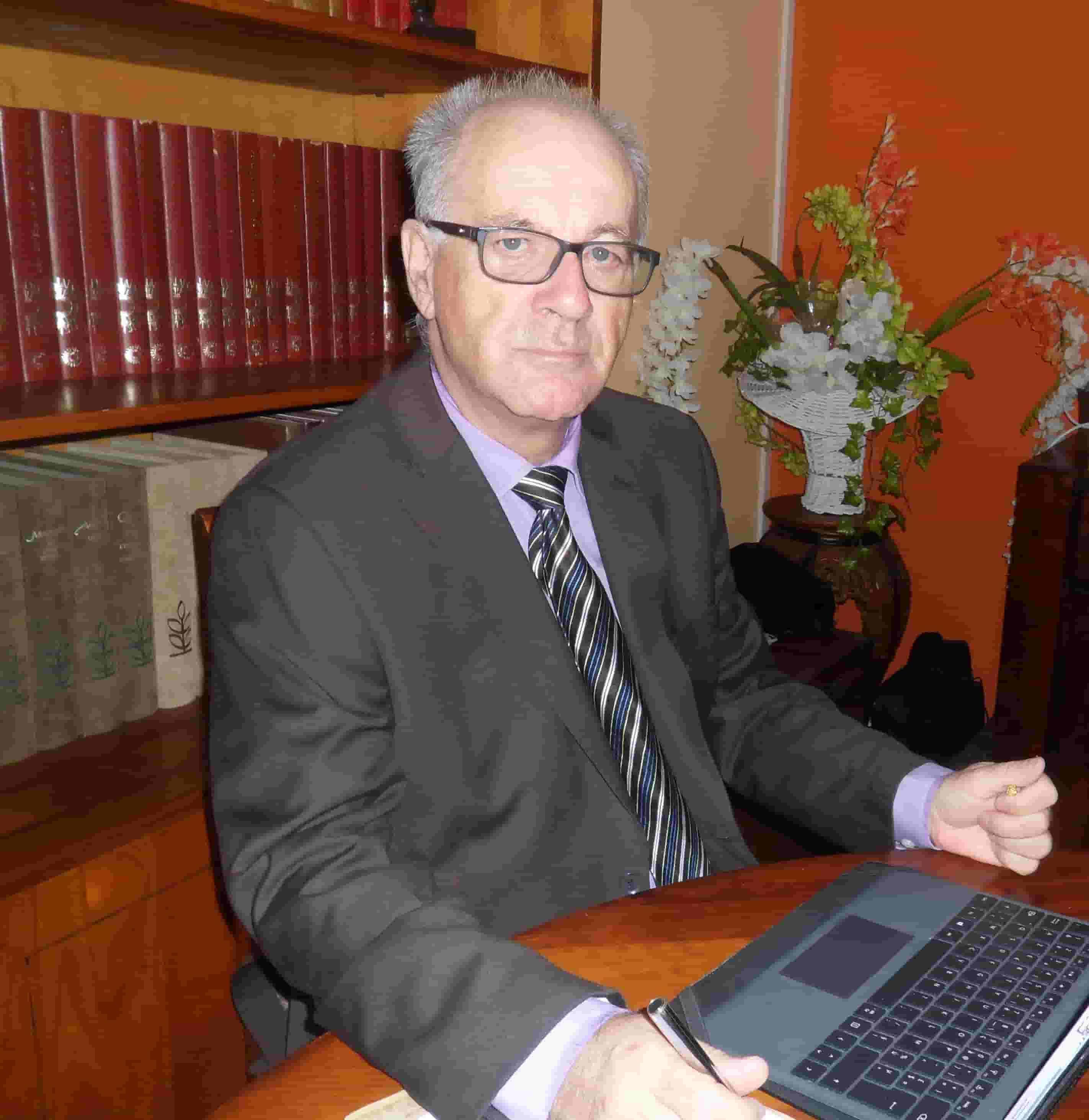 Louis Ropars, participant à la formation DESC