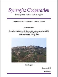 Rapport FTS Congo RDC
