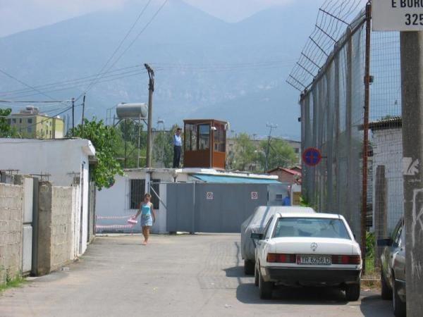 Prison Ali Demi