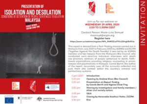 Death row report Malaysia